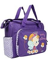 Fisher Price Diaper Bag - Purple - Little Princess