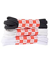 SPORTSMAN Sports shoe lace pack - Three pair of laces