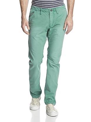 Jet Lag Men's MO-35 Skinny Pant (Green)