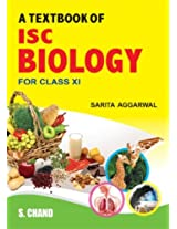 A Textbook of ISC Biology for Class 11