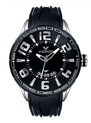 Viceroy 432111-55 - Reloj Unisex movimiento de cuarzo con correa de caucho