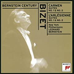 Bizet: Carmen and L' Arlesienne Suites