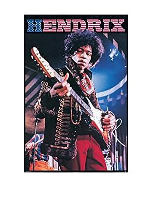 Artopweb Wandbild Hendrix Bunt