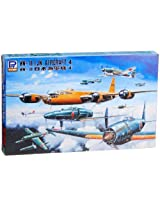 Skywave 1/700 Modern US Navy Aircraft Set #1 17 Total Model Kit
