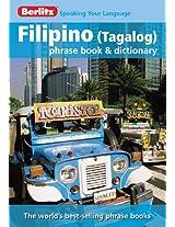 Berlitz Filipino (Tagalog) Phrase Book & Dictionary (Berlitz Phrase Book & Dictionary: Filipino (Tagalog))