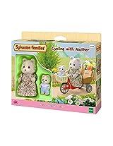 Sylvanian Family 2236 - - Poup?es Et Accessoires - Bicyclette Adulte