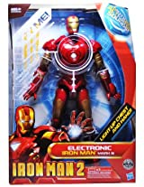 Electronic Iron Man Mark III Iron Man 2 Motion Activated Sounds