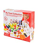 PlayGo My Food Collection Playset