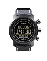 Suunto altimeter Digital Silver Dial Unisex Watch - SS019997000