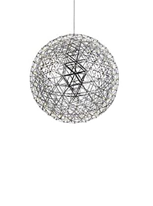 Lo+deModa Lampe Briliant Star Rounded grau one size