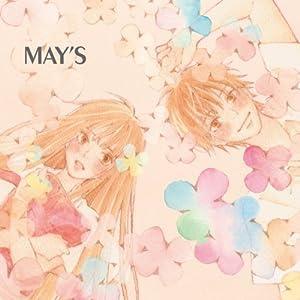 君に届け... / WONDERLAND(初回盤Type-B) [CD+DVD] / MAY'S