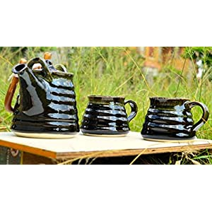 HappiSage Indus Tea Set