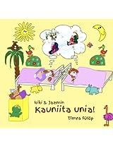 Kauniita unia! (Niki ja Jazmin)