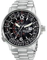 Citizen Eco-Drive Nighthawk Mens Watch Bj7000-52E