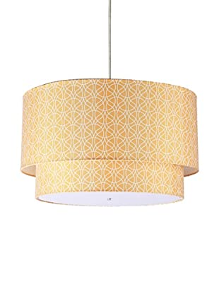 Inhabit Hudson Double Pendant Lamp (Sunset)
