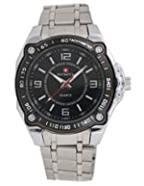 Baywatch 2564 Analog Watch - For Men (Steel) 2564BLACK