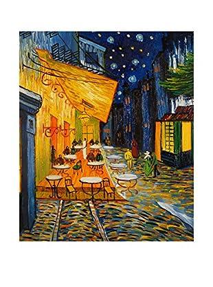 Arte dal Mondo  Wandbild Van Gogh Caffè Terrazza