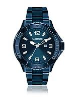 K&BROS Reloj 9564 (Azul)