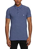 French Connection Polo Louis-Philippe· (Azul)