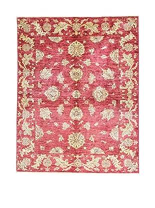 L'Eden del Tappeto Teppich Zeigler rot 196t x t147 cm