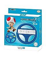 HORI Mario Kart 8 Racing Wheel Toad for Nintendo Wii U and Wii