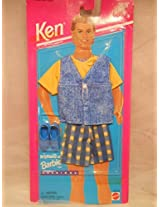 1995 Ken Shorts Outfit (Arcotoys)