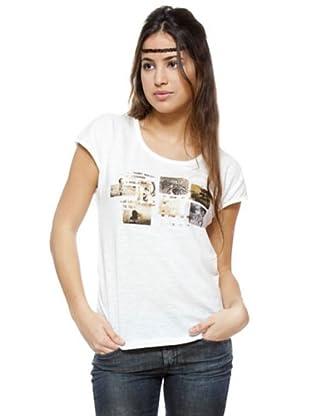 Ikks Camiseta (blanco)