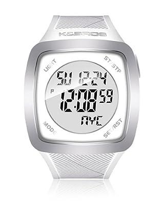 K&BROS Reloj 9567 (Blanco)