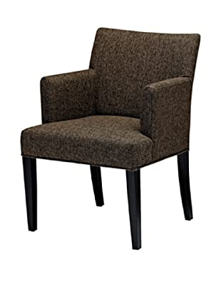 Onyx Biloxi Chair, Chocolate