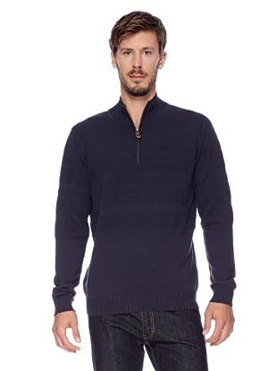 Redgreen Jersey Zip (Azul Marino)
