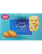 Karachi Bakery Double Delight Fruit Biscuit with Osmania, 400g
