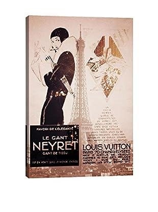 Guy Jinn Parisian Style Vintage Giclée on Canvas