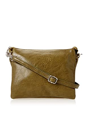 co-lab by Christopher Kon Women's Fiona Cross-Body, Khaki