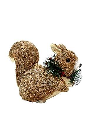 Decoracion Navideña Figura Navidad Ardilla