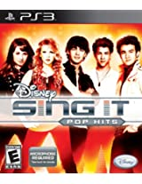 Disney Sing It: Pop Hits - Game Only (PS3)