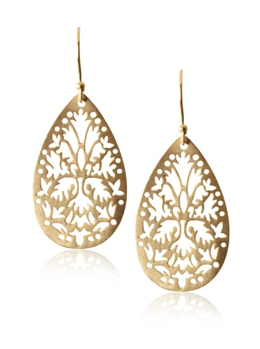 Eddera Gold Gaya Earrings