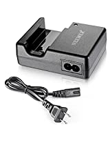 Neewer Battery Charger (Replacement for Nikon MH-23) for Nikon EN-EL9 D700, D300, D100, D3000, D5000, D5100, D80, D60, D70s, D70, D50, D40X, D40