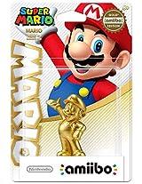 Mario - Gold amiibo (Super Mario Bros Series)