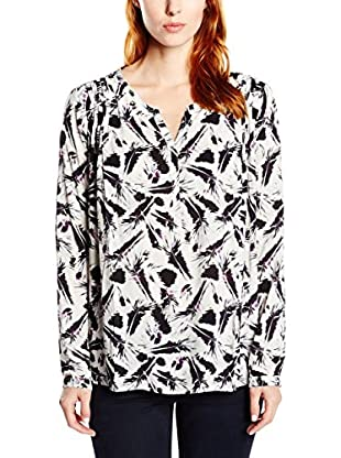 Tom Tailor Bluse printed basic blouse/507