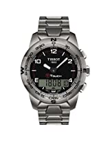 Tissot T0474204405700 Watch - For Men