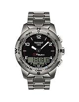 Tissot T0474204405700 Watch - For Men