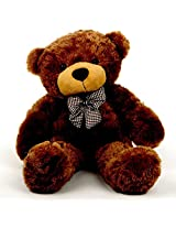 2 Feet Brown Teddy Bear with a Bow