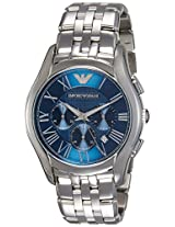 Emporio Armani Analog Blue Dial Men's Watch - AR1787