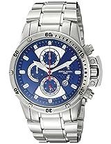 Jorg Gray Chronograph Blue Dial Men's Watch - JG8500-22