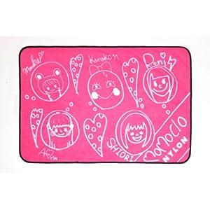 NYLON JAPAN PREMIUM BOX Vol.4(ブランケット ピンク:ももクロメンバー直筆似顔絵イラストバージョン)