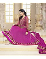 KVS FAB Exclusively crafted salwar suit with latest designer work 9212