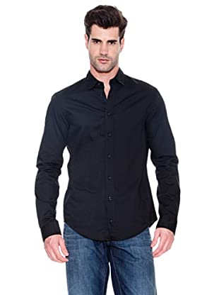 Hugo Boss Camisa Eolet (Negro)