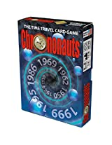 Chrononauts Card Game - Includes Bonus Pop Toob!