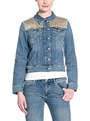 Love Moschino Blazer Denim