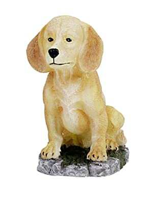 D.L. & Co. Beagle Hand-Painted Candle